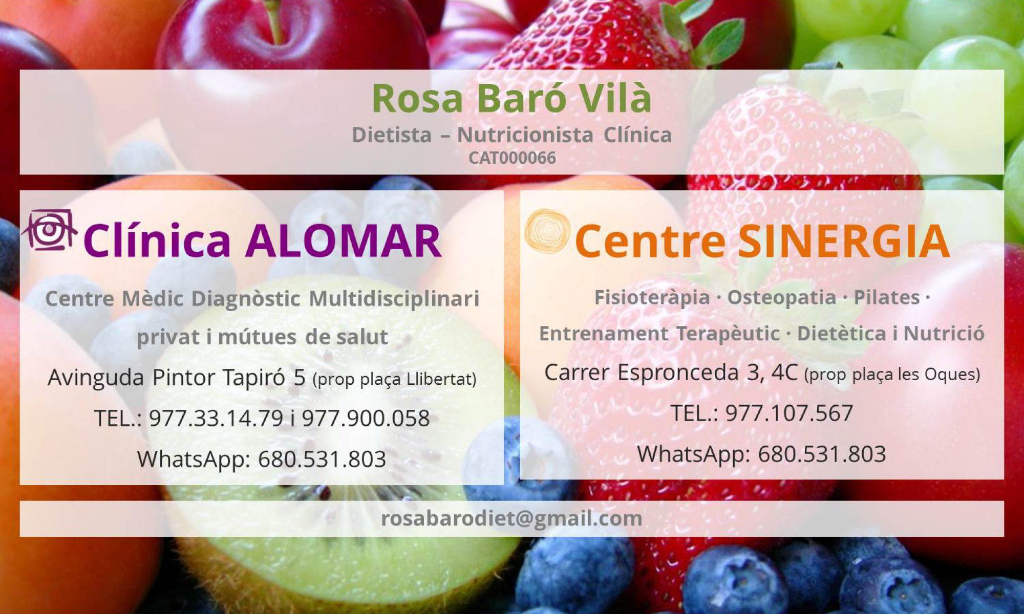 Rosa Baró